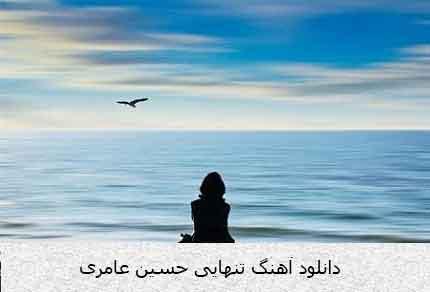 دانلود آهنگ تنهایی حسین عامری
